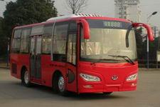 华新牌7.3米城市客车