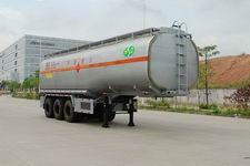 港粤10.5米32.5吨3轴运油半挂车(HSD9400GYY)