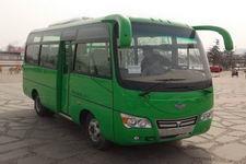 长鹿牌HB6669B型客车