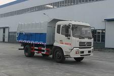 国五东风天锦自装卸式垃圾车