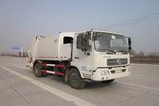 九通牌KR5120ZYS4型压缩式垃圾车图片