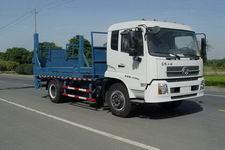 常奇牌ZQS5120JHQ型后栏板起重运输车图片
