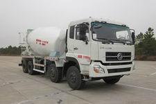 程力威牌CLW5310GJBD4型混凝土搅拌运输车