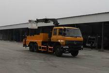 程力威牌CLW5160JGKD4型高空作业车图片