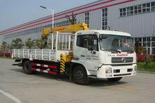 常林牌CHL5140JSQD4型随车起重运输车