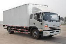 江淮帅铃国四单桥厢式运输车160-180马力5吨以下(HFC5110XXYP70K1E1)