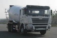 豫新牌XX5255GJBA4型混凝土搅拌运输车图片