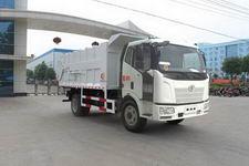 CLW5160ZLJC4型程力威牌自卸式垃圾车图片