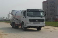 CSC5252GJBZ型楚胜牌混凝土搅拌运输车图片
