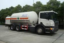 查特牌CTZ5231GDY型低温液体运输车图片