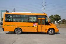 解放牌CA6681PFD81N型幼儿专用校车图片2