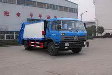 东风平头压缩垃圾车SZD5128ZYSE4