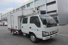 凯丰牌SKF5049XLC-S型冷藏车
