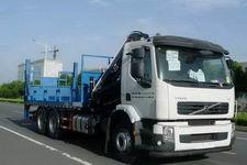 常奇牌ZQS5260JSQ型随车起重运输车
