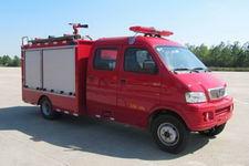 汉江牌HXF5030GXFSG05型水罐消防车图片