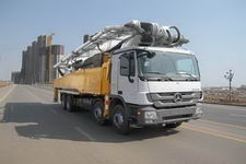 楚天牌HJC5420THB型混凝土泵车