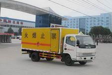 程力威牌CLW5040XQYD4型爆破器材运输车
