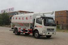 程力威牌CLW5110ZSLD4型散装饲料运输车