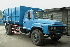 中发牌CHW5114ZDJ4型压缩式对接垃圾车