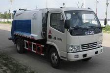 云马牌YM5071ZYS4型压缩式垃圾车
