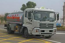 程力威牌CLW5160GRYD4型易燃液体罐式运输车