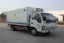 红宇牌HYJ5040XYW型氧化性物品厢式运输车图片