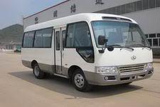 贵龙牌GJ6608T型城市客车