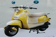 义鹰牌YY50QT-15D型两轮轻便摩托车图片