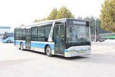 12米|10-48座黄河混合动力城市客车(JK6129GHEVN5)