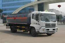 程力威牌CLW5161GRYD4型易燃液体罐式运输车
