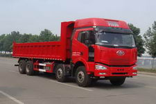神狐前四后八自卸车国四355马力(HLQ3316CAC430)
