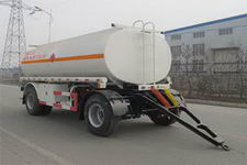 陆平机器8米10.7吨2轴运油牵引杆挂车(LPC9160GYYQ)