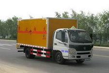 程力威牌CLW5080XQYB4型爆破器材运输车