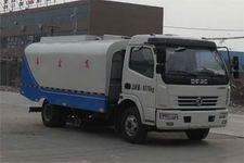 程力威牌CLW5081TXC4型吸尘车