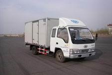 解放牌CA5041XXYK4R5E4-1型厢式运输车