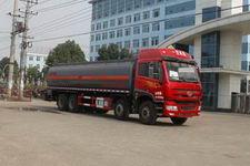 程力威牌CLW5313GRYC4型易燃液体罐式运输车