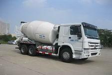 柳工牌YZH5252GJBHWEL型混凝土搅拌运输车