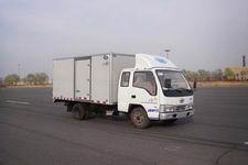 解放牌CA5031XXYK26L2R5E4-1型厢式运输车