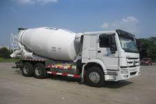 柳工牌YZH5253GJBHWEL型混凝土搅拌运输车