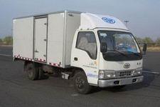 解放牌CA5031XXYK26L2E4-1型厢式运输车