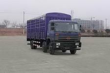 一拖重卡國四前四后四倉柵式運輸車220-230馬力10-15噸(LT5251CCYBBC0)