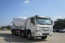 柳工牌YZH5312GJBHWEL型混凝土搅拌运输车