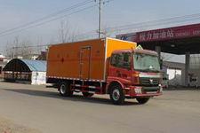 程力威牌CLW5160XQYB4型爆破器材运输车