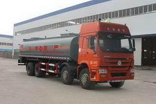程力威牌CLW5310GRYZ4型易燃液体罐式运输车