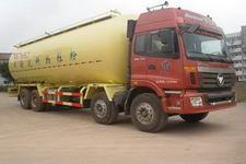 岷江牌YZQ5313GFL4型低密度粉粒物料运输车