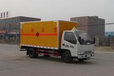 程力威牌CLW5040XQYJ4型爆破器材运输车