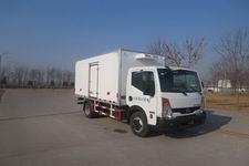 华林牌HLT5040XLC型冷藏车图片