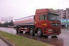 SGZ5311GRYZZ4K型华威驰乐牌易燃液体罐式运输车图片