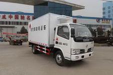 程力威牌CLW5040XYY型医疗废物转运车