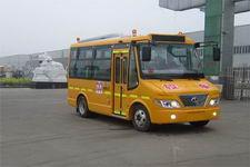 大力牌DLQ6530EX4型幼儿专用校车图片